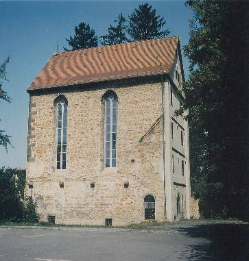 Relics of the church in Pfullingen